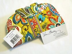Vera Bradley PROVENCAL KISS & SNAP WALLET Clutch COIN 4 PURSE Tote BACKPACK  NWT