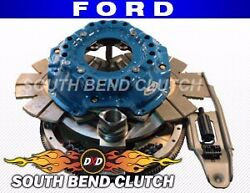 Fits 03-07 Only Ford Powerstroke Diesel Bd Dual Disc Clutch 950hp 1500tq.