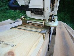 Haddon Lumber Cutting Chain Saw Mill Guide For Boards Beams Planks New