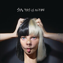 Sia - This Is Acting [new Vinyl Lp] Download Insert