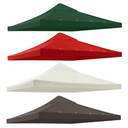 9.76and039x9.76and039 Gazebo Top Canopy Replacement Patio Sunshade Cover For 10and039x10and039 Frame