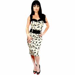 Switchblade Stiletto Whiskey Woman Rockabilly Punk Adult Darling Dress SD133WW