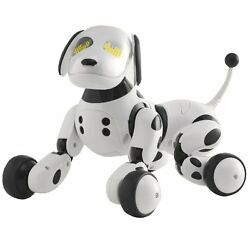 Omnibot Hello Zoomer Dog Toy Awards 2014 Division Excellence Free Shipping