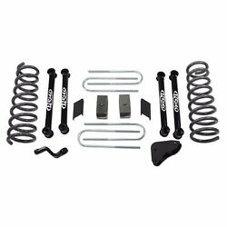 Fits 09-12 Only Ram Diesel 25/3500 4wd Tough Country 6 Lift W Coil Springs.