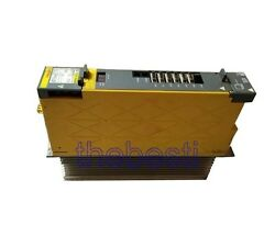 1 Pc Used Fanuc A06b-6111-h002h550 Servo Amplifier In Good Condition