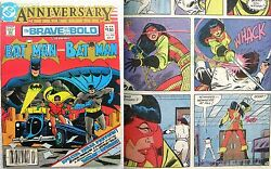 Brave And The Bold 200 Newsstand 1st Katana Batman Outsiders Suicide Squad Movie