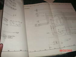 1987 FORD TEMPO MERCURY TOPAZ FACTORY WIRING DIAGRAMS SCHEMATICS SHEETS SET