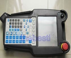 1 Pc Used Fanuc A05b-2301-c371 Robot Teach Pendant In Good Condition