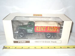 Kent Feeds 1951 Ford F-6 Grain Truck By First Gear 1/34th Scale