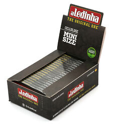Aleda - Aledinha Mini Size Clear Cellulose Paper From Brazil 1000 Papers - 1 Box