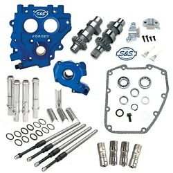 Sands 510c Chain Drive Cam Camchest Kit W/ Pushrods Oil Pump Plate Harley 99-06