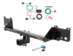 Curt Class 3 Trailer Hitch And Wiring W/hitch Lock For Ram Promaster City