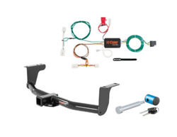 Curt Class 3 Trailer Hitch And Wiring W/hitch Lock For Nissan Murano