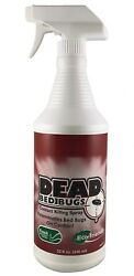 Bed Bugs Spray, Safe, All Natural-kills On Contact-dead Bed Bugs-allstop-32oz