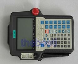 1 Pc Used Fanuc A05b-2301-c305 Teach Pendant In Good Condition