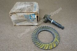 Nos 58 59 60 61 62 Chevrolet Gmc Truck 4wd Gear And Pinion 3747808 55 56 57