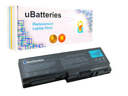 Laptop Battery Toshiba Satellite L355 P205 P305D X200 X205 - 9 Cell 6600mAh