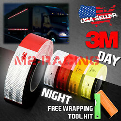 3m 2 X 150and039 Diamond Grade Conspicuity Reflective Tape Ce Approved Safety Sign