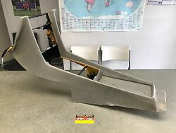 R107 560SL 380SL 500SL 280SL CENTER CONSOLE GRAY 1982 & UP