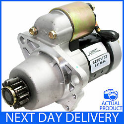 Fits Nissan X-trail 2.0 2.5 T30 T31 Automatic Only Petrol New Starter Motor