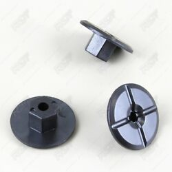 10x Plastic Nut Mounting Wheel Housing for Mercedes