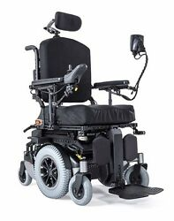 electric wheelchair max Trac3. two years old has a new control extra new tires.