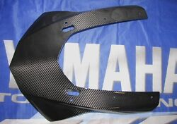 For Yamaha Rn32 R1 2015 Real Carbon Mask Cockpit Front