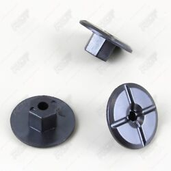 10x Plastic Nut Mounting Wheel Housing for Mercedes C Class
