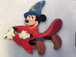 Disney Art Classic Rare Sorcerer Mickey Mouse Wall Plaque