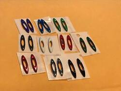 custom your Oakley SPLICE with authentics oakley icon replacement Set $18.00