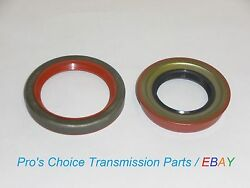 Front Pump Body And Extension Housing Seal Kit--fits Ford Aod/ Fiod Transmissions
