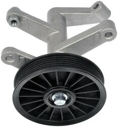 AC Compressor Bypass Pulley fits 1999-2004 Jeep Grand Cherokee  DORMAN - HELP