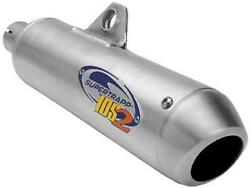 Supertrapp Ids2 Tunable Silencer/spark Arrestor Racing Series 613-9600