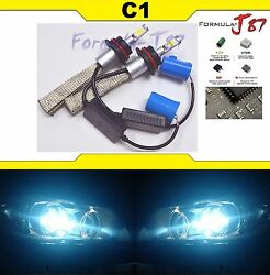 LED Kit C1 60W 9004 HB1 8000K Icy Blue Head Light DUAL BEAM UPGRADE DIY COLOR