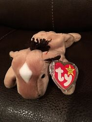And039derby The Horseand039 Ty Beanie Baby Retired 1995 New Rare