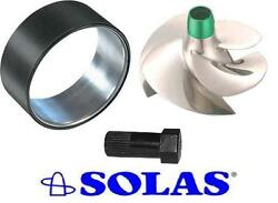 Seadoo Rxp/rxt/gtx Wear Ring Stainless Sleeve Solas Impeller Tool Srz-cd-13/18