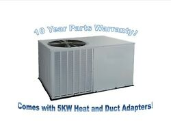 BRYANT CARRIER PAYNE 4 Ton14 SEER HEAT PUMP Packaged Air Conditioning Unit