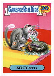 2015 Garbage Pail Kids 30th Anniversary Singles 2 Pick Your Cards