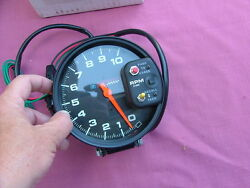 Gm Monster Tachometer 5andrdquo Diameter 10k Rpm With Recall Nos 10038474 Tach