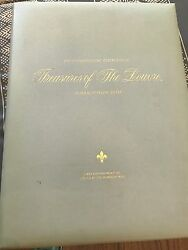 Franklin Mint Treasures Of The Louvre 1.4oz Ea All 50 Pcs Complete Collection