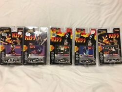 Johnny Lighting Kiss Collectible Cars - Never Opened