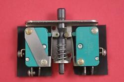 Honeywell Micro Switch Ms16106-2 Double Push Button Momentary Switch