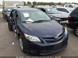 FRONT CLIP WITHOUT FOG LAMPS FITS 11-13 COROLLA 265313