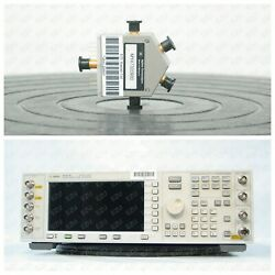 Keysight/Agilent E4437B P9404C ( 1 Lot 3 Set )-