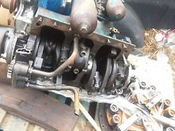 Ford Tractor Motor