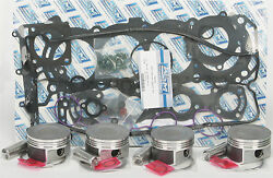 Wsm Top End Kit Yam Fx1800 Std Non Supercharged Models Part 010-874-10p New