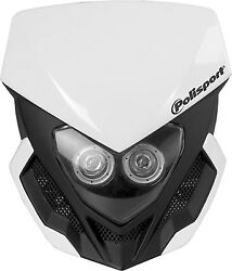 POLISPORT LOOKOS HEADLIGHT WITH BATTERY PART# 8659800001 NEW