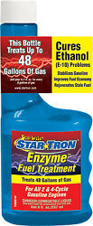 Star Brite Enzyme Fuel Treatment 8oz 48/p K W/floor Display Part 14649
