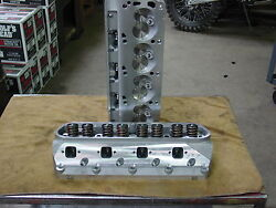 Ford 289 302 351w 408 427 5.0 Mustang Aluminum Heads Gt40 Efi .700 Lift Springs