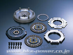 Hks La Twin Plate Clutch For Forester Sg9 Ej255